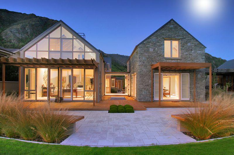 award winning queenstown builders aj saville aj saville. Black Bedroom Furniture Sets. Home Design Ideas
